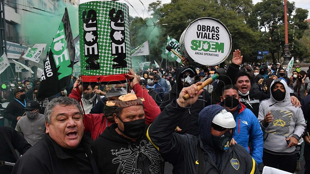 Incidentes en Protesta