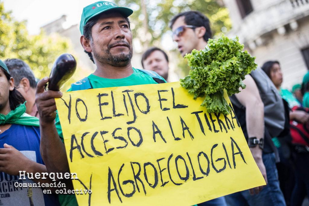 El Foro Agrario Apoya