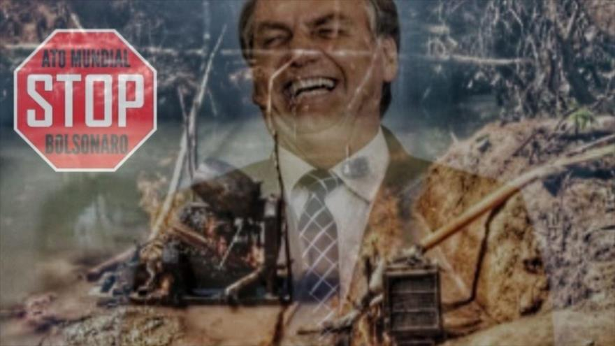 Stop Bolsonaro