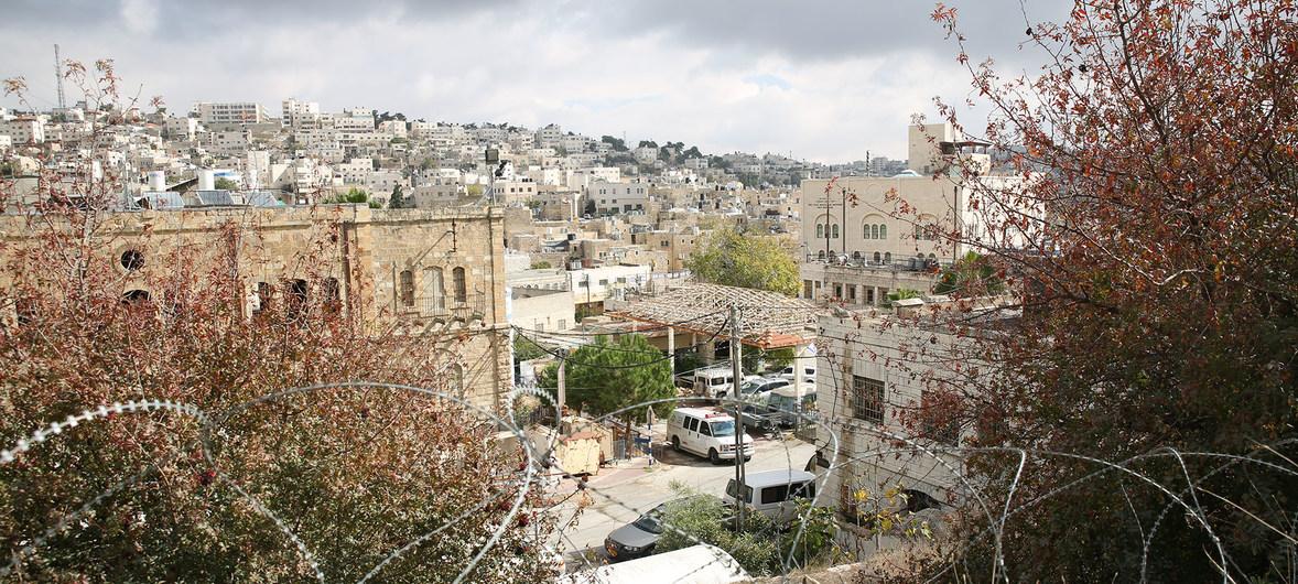 Jaque mate a Cisjordania