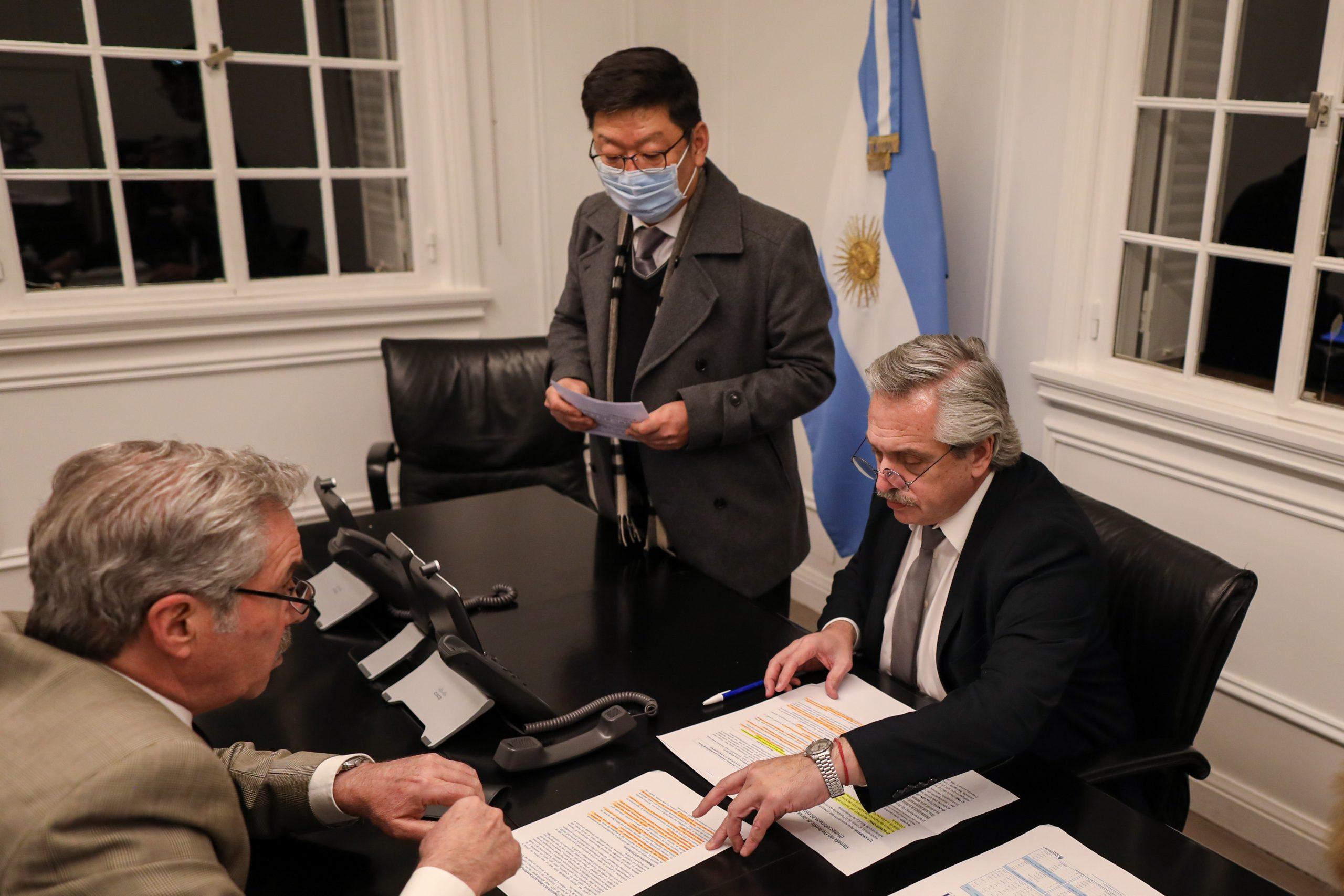 Argentina-Corea