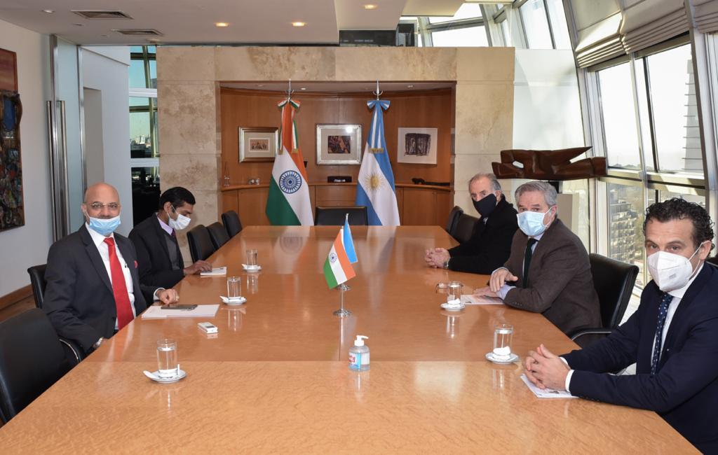 Asociación estratégica bilateral con la India