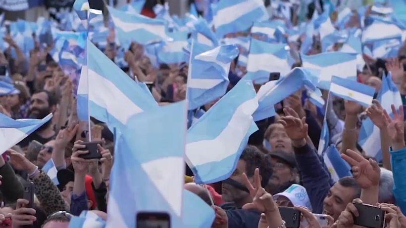 Alberto Fernández encabezará a las 11 el acto central por el Día de la Independencia