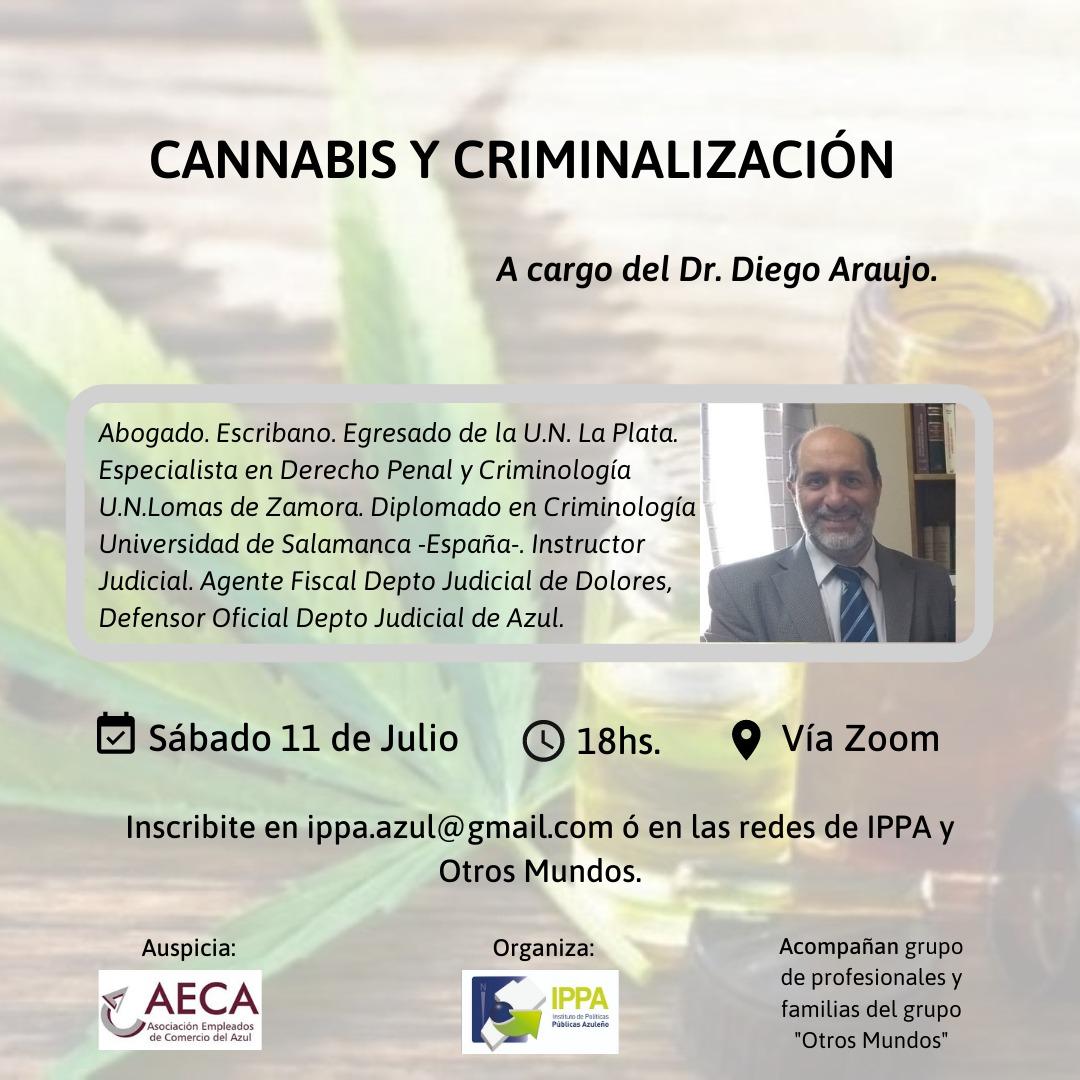 Cannabis y criminalización