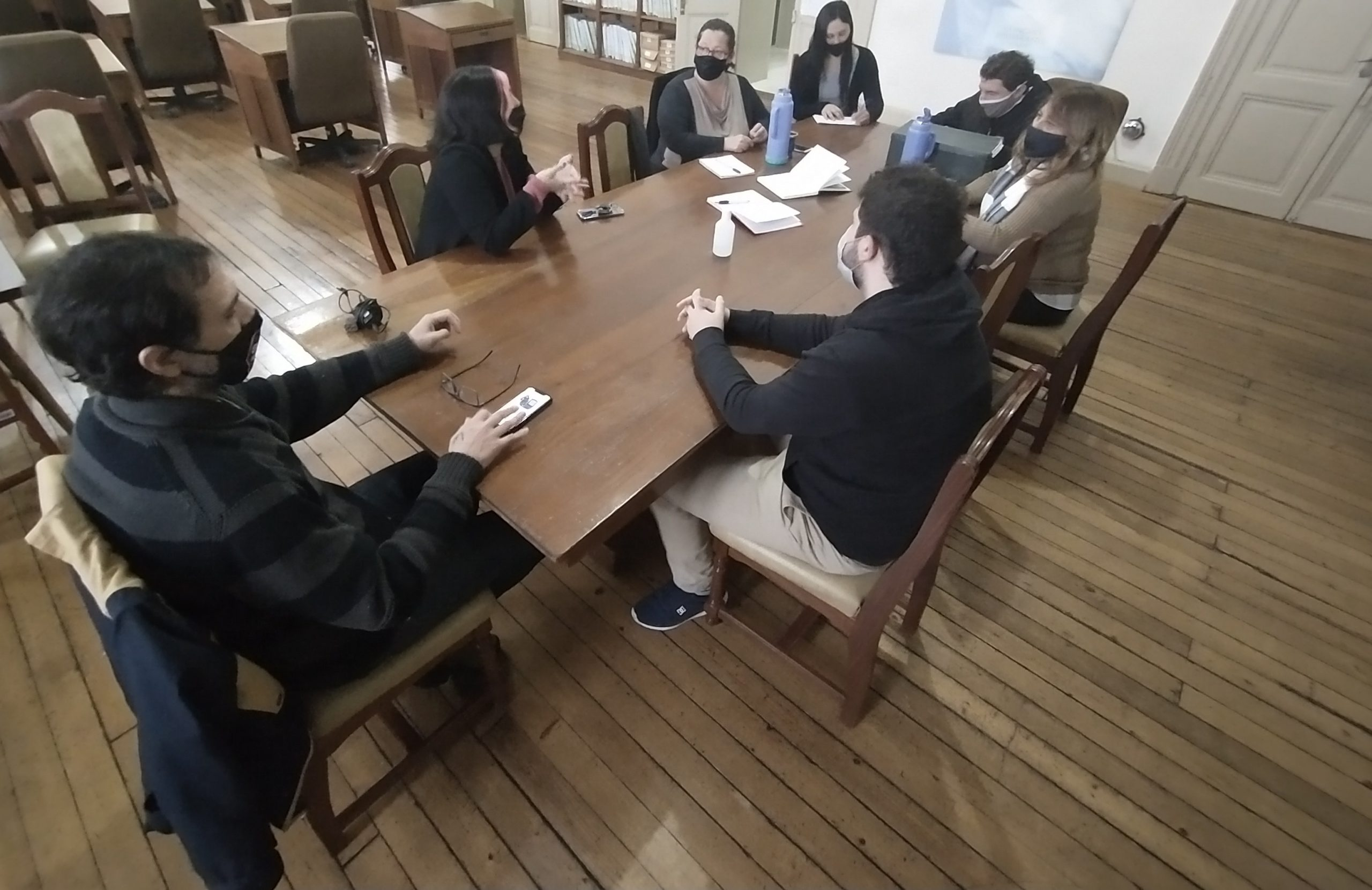 Reunión de la Comisión de Educación