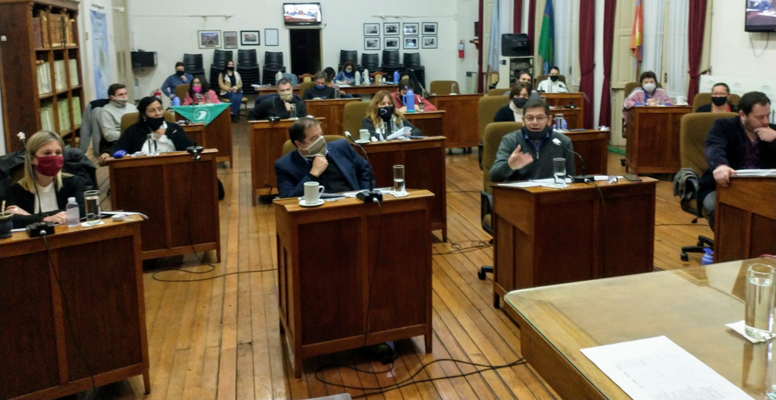 El martes 22 sesiona el Concejo Deliberante