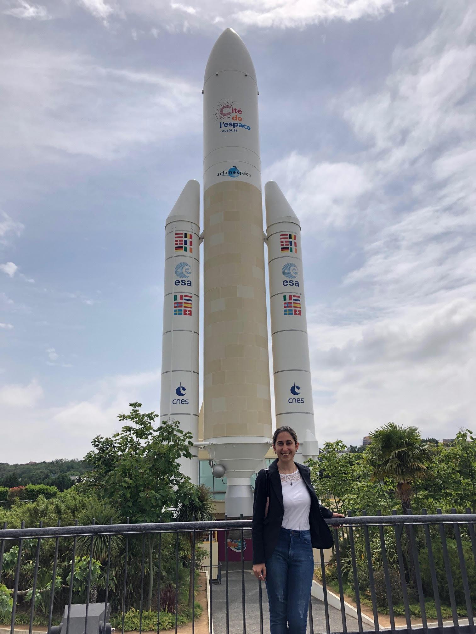 El desafío de recargar combustible alrededor de la Luna