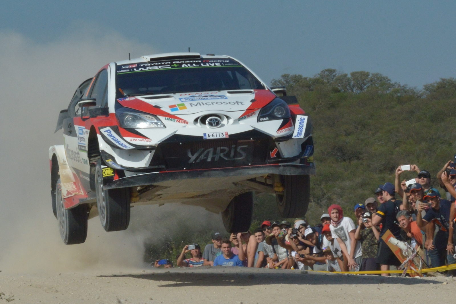 Se canceló el Rally Argentina 2020