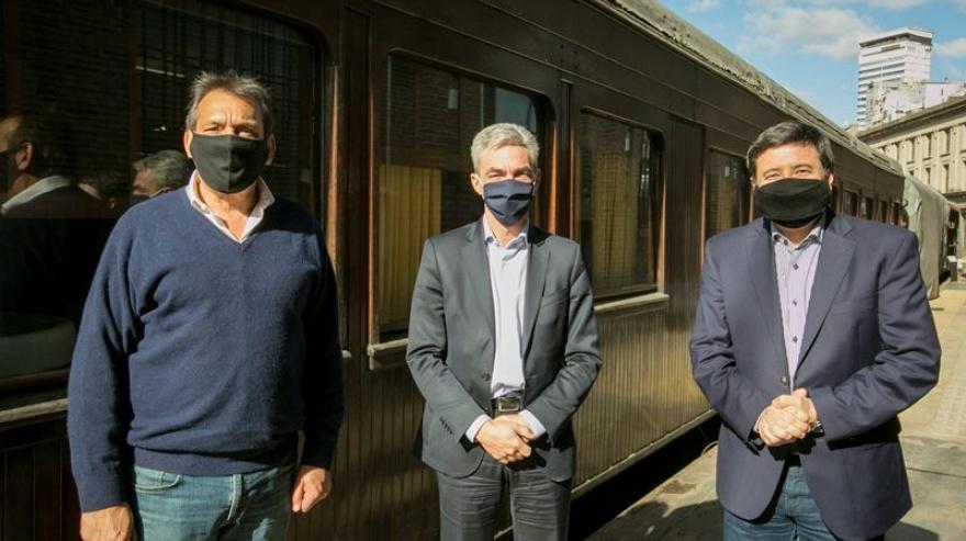 Buscan crear emprendimientos en predios ferroviarios para generar empleo