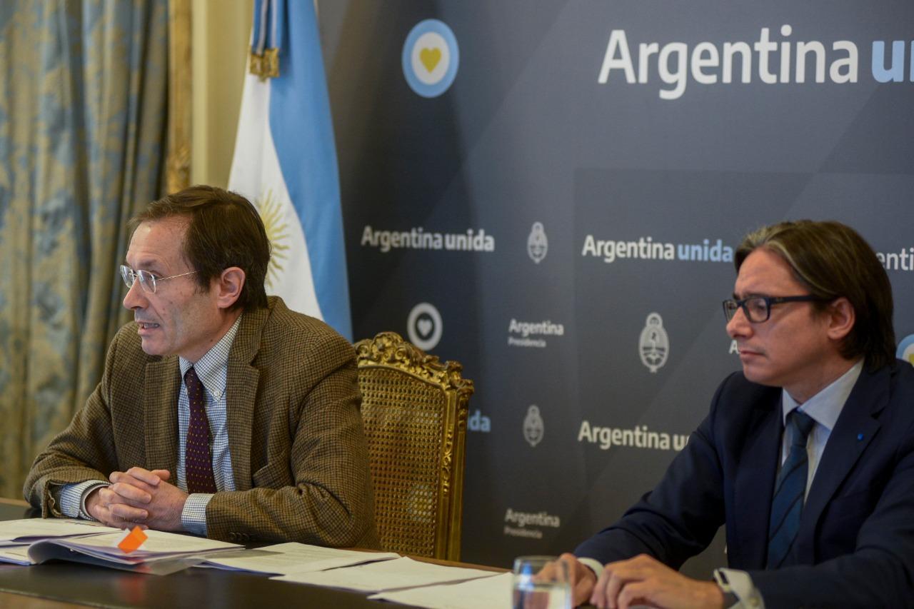 La Argentina recibe financiamiento para obras de agua y cloacas en el Gran Buenos Aires