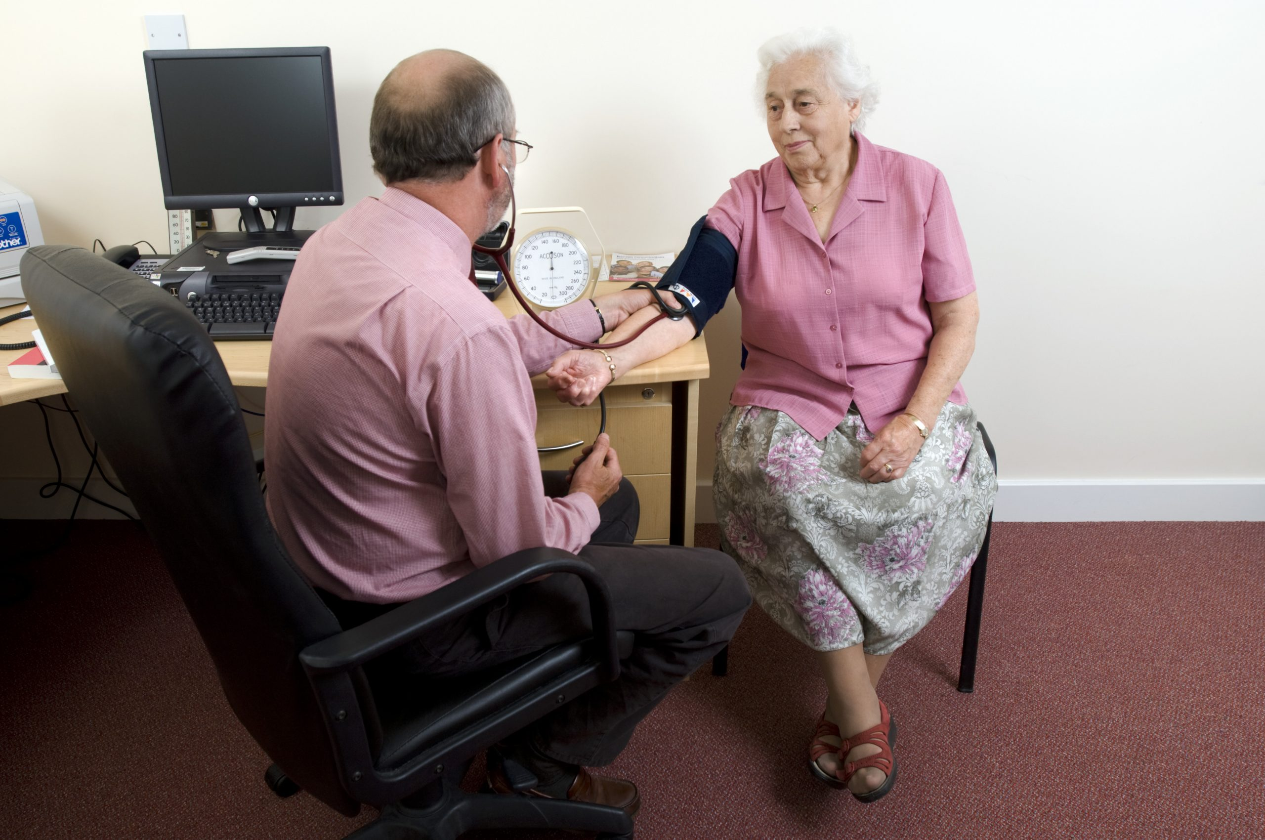 Lordén presentó propuesta para realizar el seguimiento de pacientes con patologías crónicas
