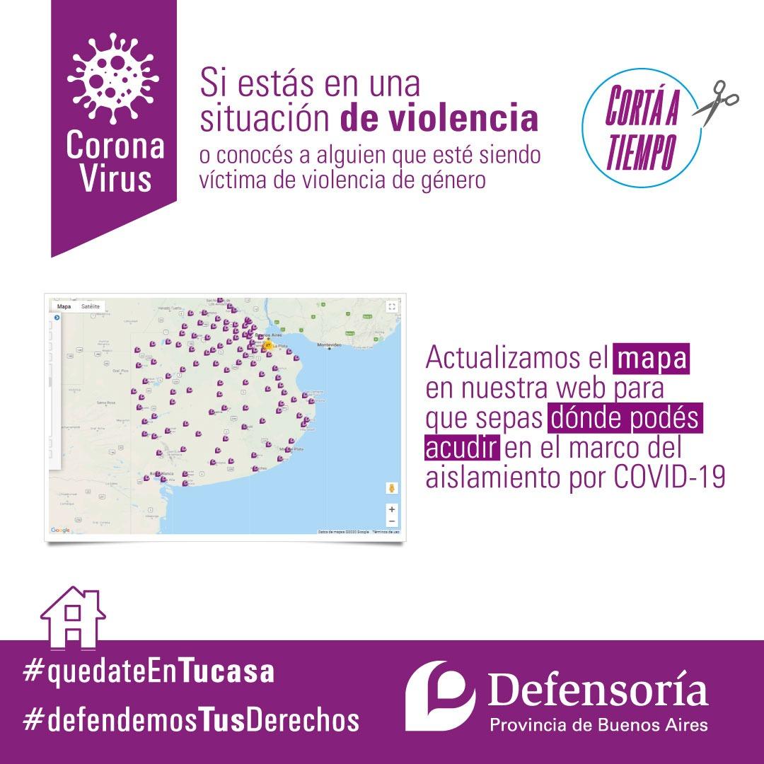 Atención a víctimas de violencia de género