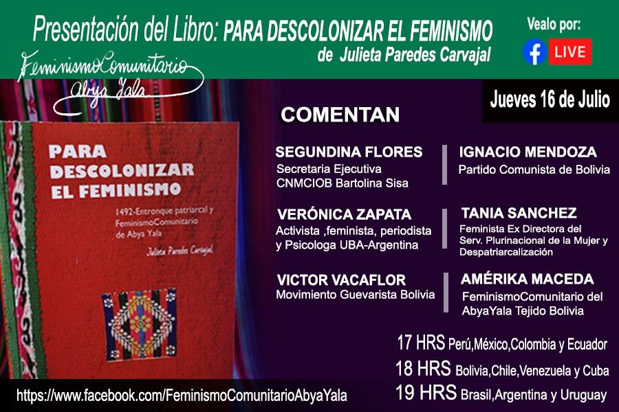 Para descolonizar el feminismo