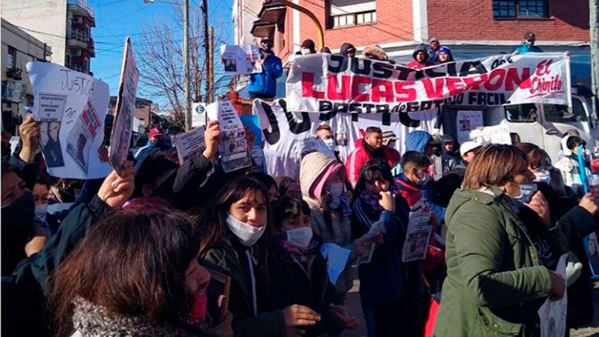 La Municipalidad de La Matanza toma postura en el caso Lucas Verón