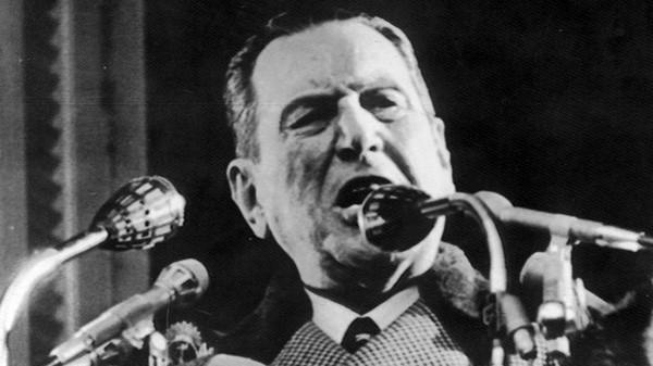 Perón y la comunicación