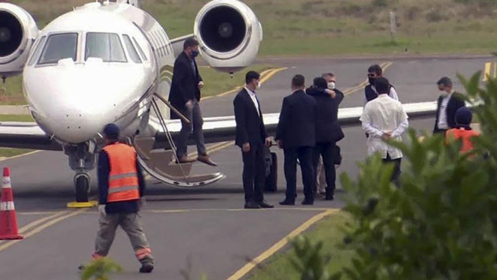 Parlamentarios de Juntos por el Cambio dialogaron con el Presidente mientras Macri visitaba Paraguay