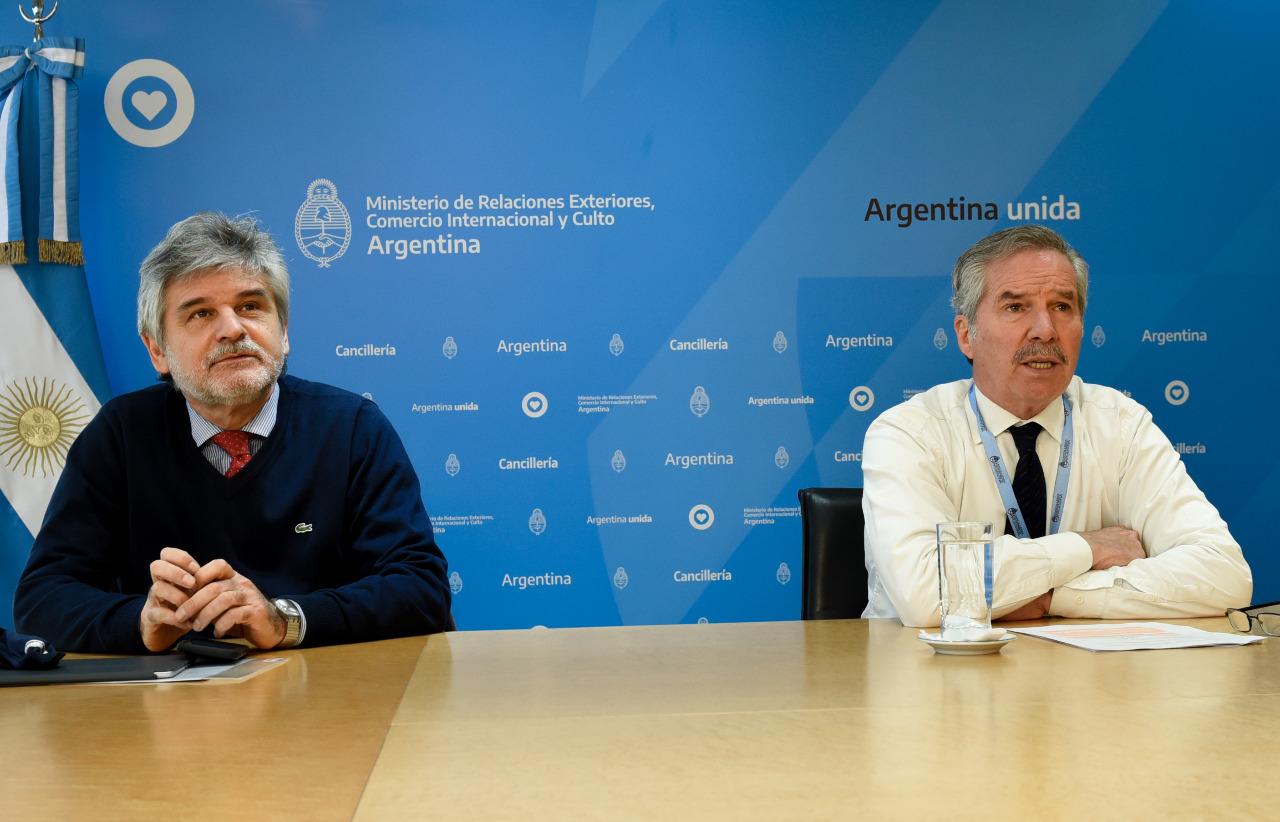 Se relanzó la iniciativa Pampa Azul