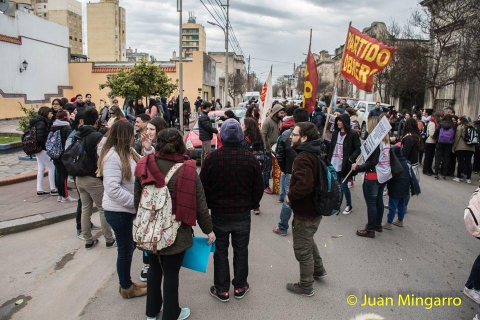 """Plenario Educativo de Azul: """"Queremos saber adónde se destinan los fondos municipales"""""""