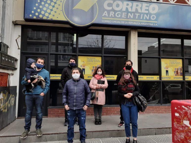 Obrerxs de la tinta y el papel, sin voz en el centro bonaerense