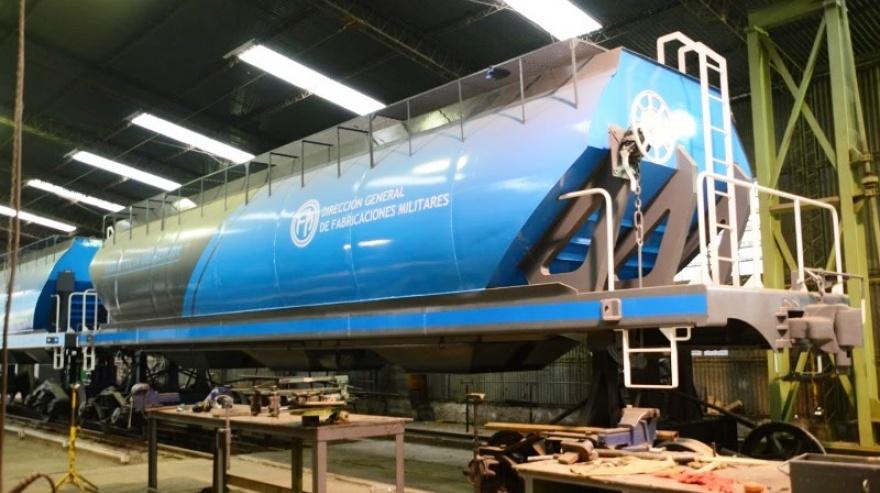 Entregarán y producirán vagones cerealeros para Trenes Argentinos Cargas