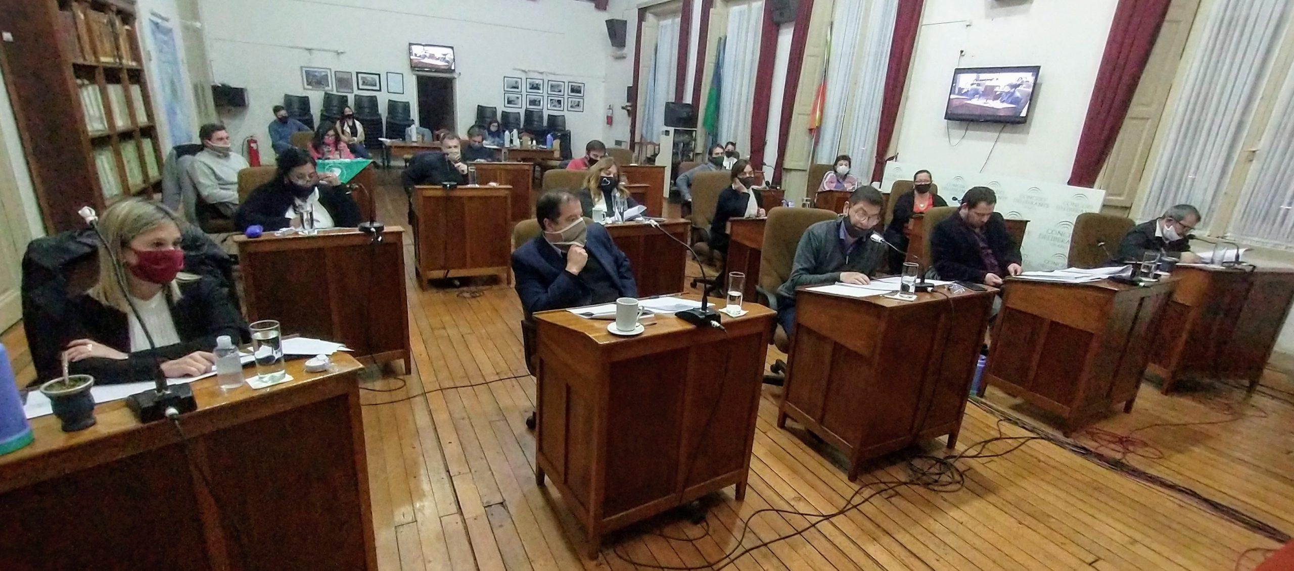Sesionará el martes el Concejo Deliberante. Están convocados los Mayores Contribuyentes