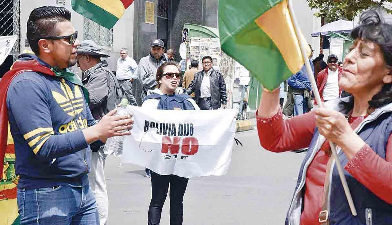 La guerra mediática y psicológica contra los bloqueos en Bolivia
