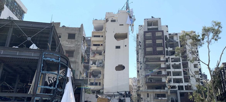 Llega a Beirut un avión de la OMS cargado de suministros médicos y la ONU desembolsa fondos de emergencia