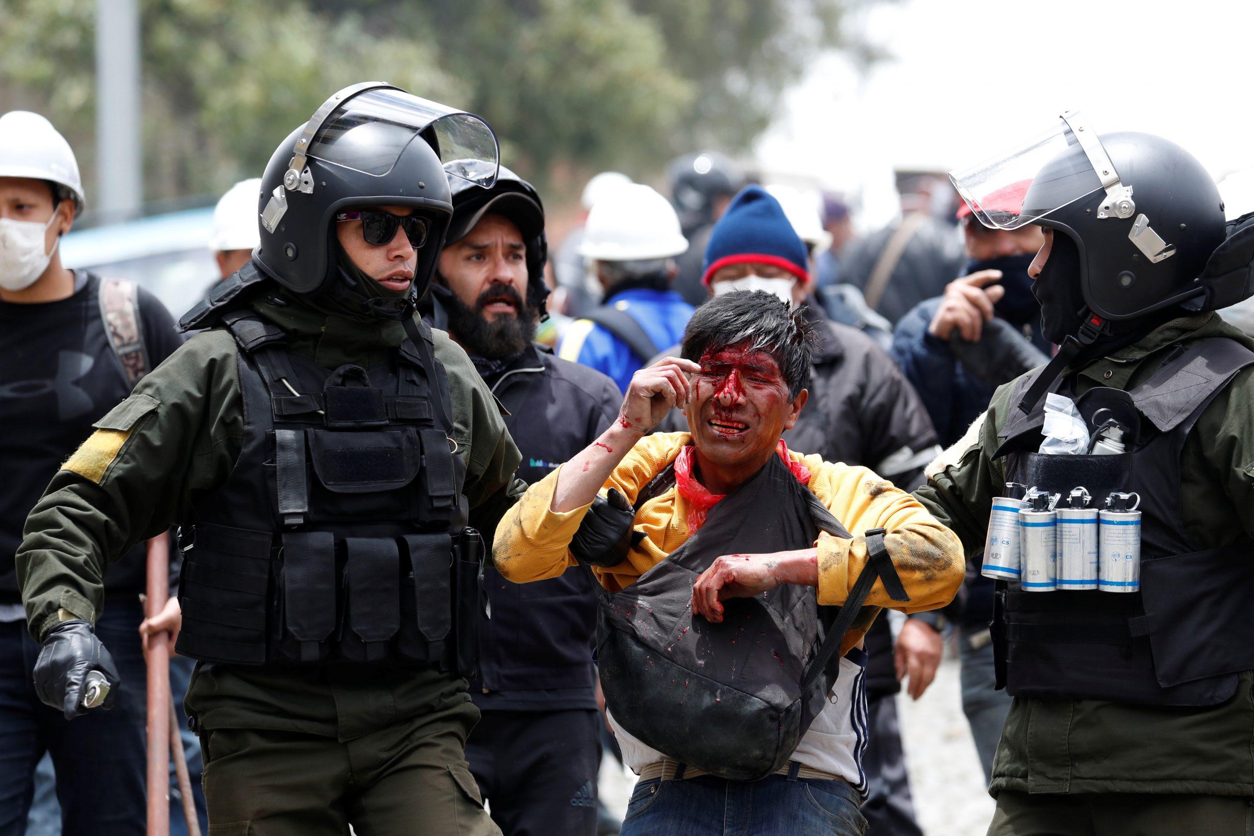 Argentina destaca informe de la ONU sobre los derechos humanos en Bolivia