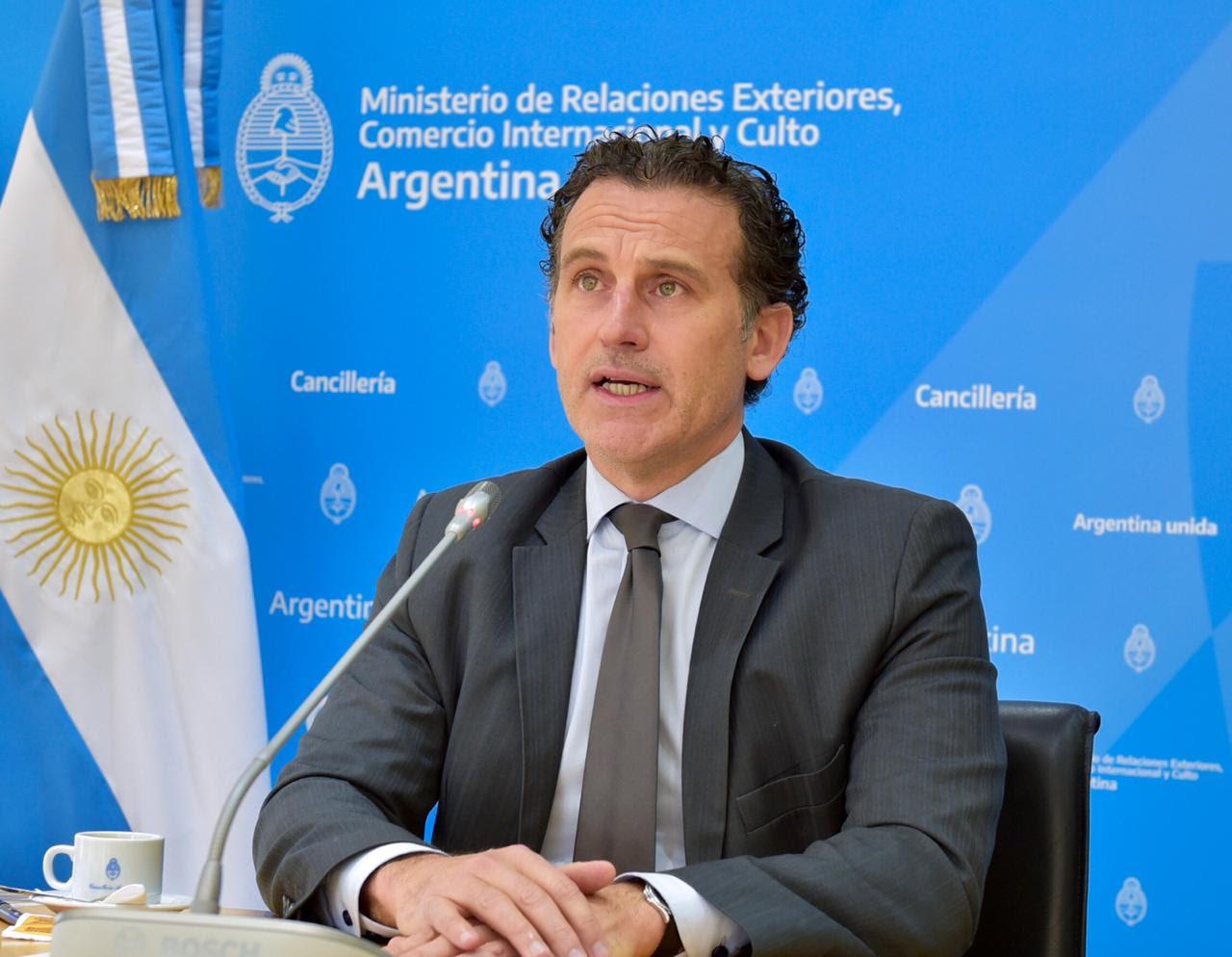 """Chaves en Seminario contra la Tortura: """"Hemos recuperado la política de derechos humanos"""""""