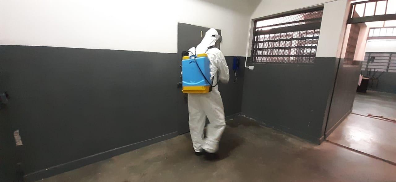 Informe oficial sobre el estado de situación en las cárceles de Azul por el Covid-19