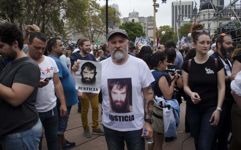 Caso Maldonado: tres años de injusticia e impunidad