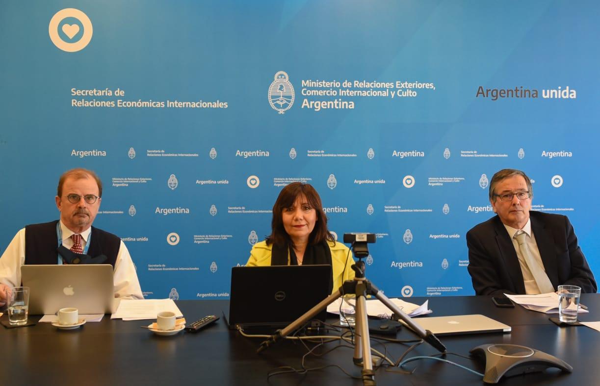 Argentina y Chile se reúnen en la I Comisión Administradora del nuevo acuerdo comercial