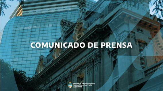 La Cancillería argentina y el Ministerio de Producción de Ecuador organizaron el Primer Foro Empresarial Virtual Argentina-Ecuador