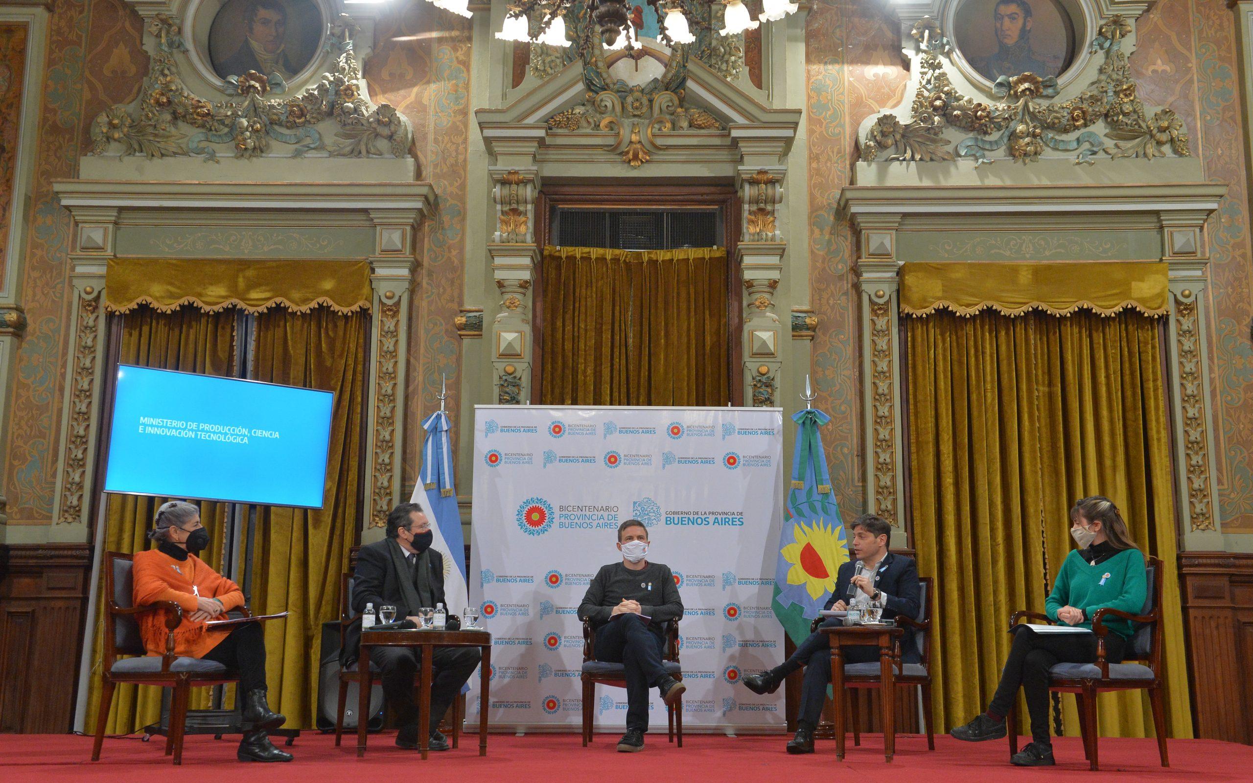 "Se realizó el primer encuentro virtual ""Culturas Bonaerenses"""