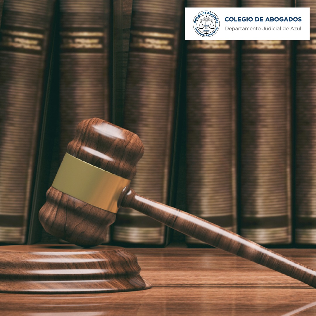 """""""Vamos a capacitar a los y las colegas en los últimos criterios jurisprudenciales"""""""