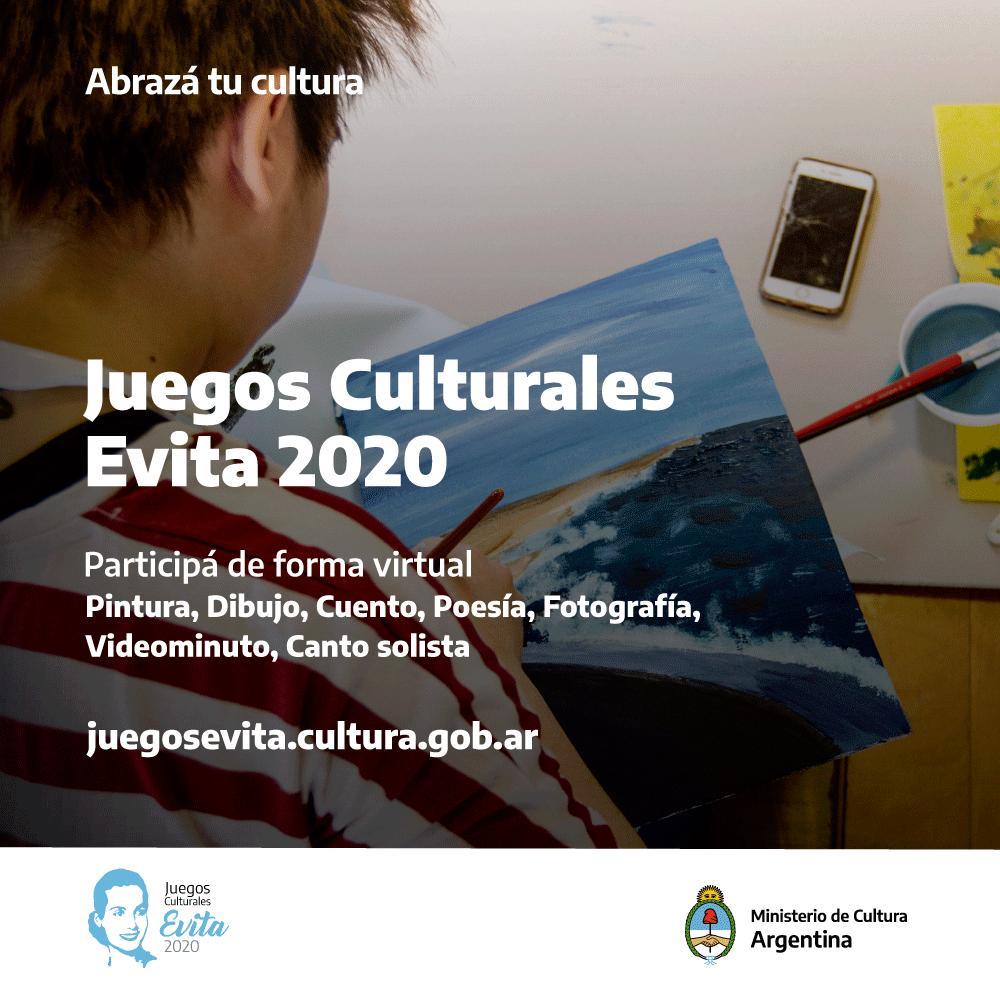 Vuelven los Juegos Culturales Evita