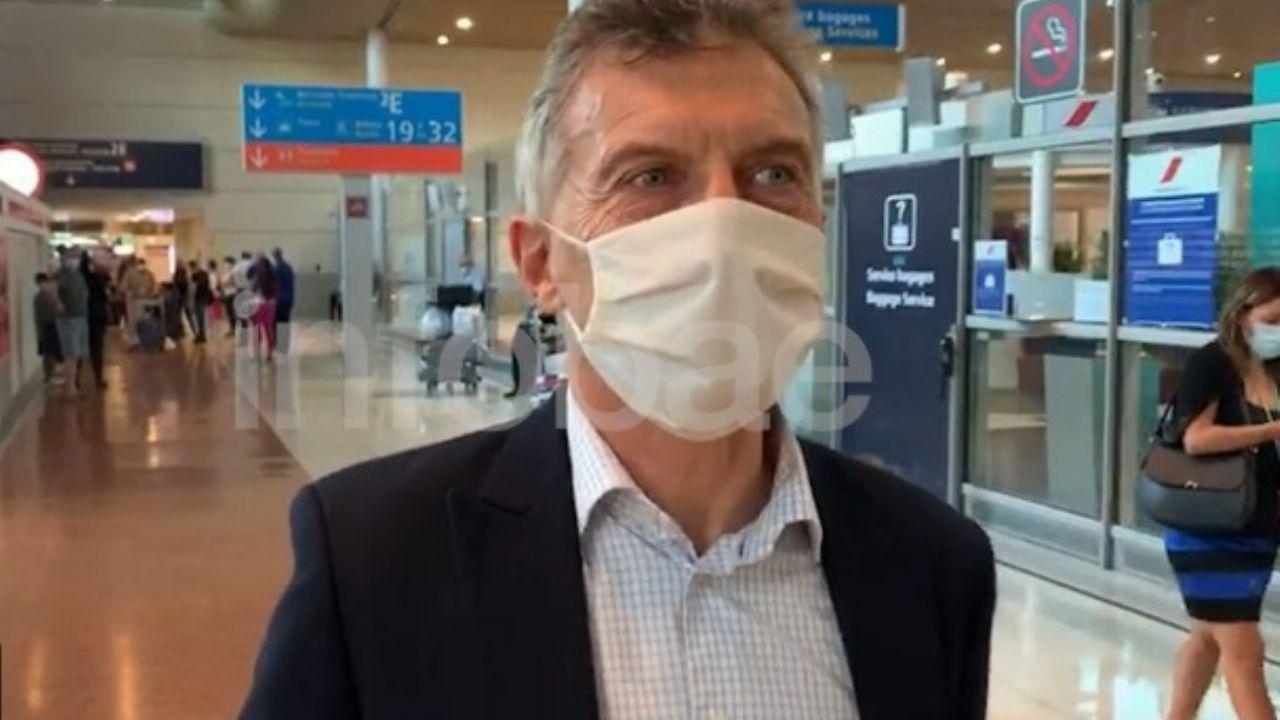 """EL viaje de Macri """"es una cuestión de ética, no legal"""""""