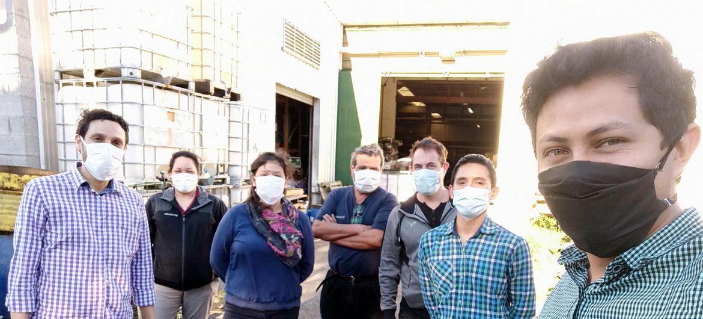 Día de la Juventud: un joven científico argentino contribuye en la creación de la primera máscara antiviral en su país
