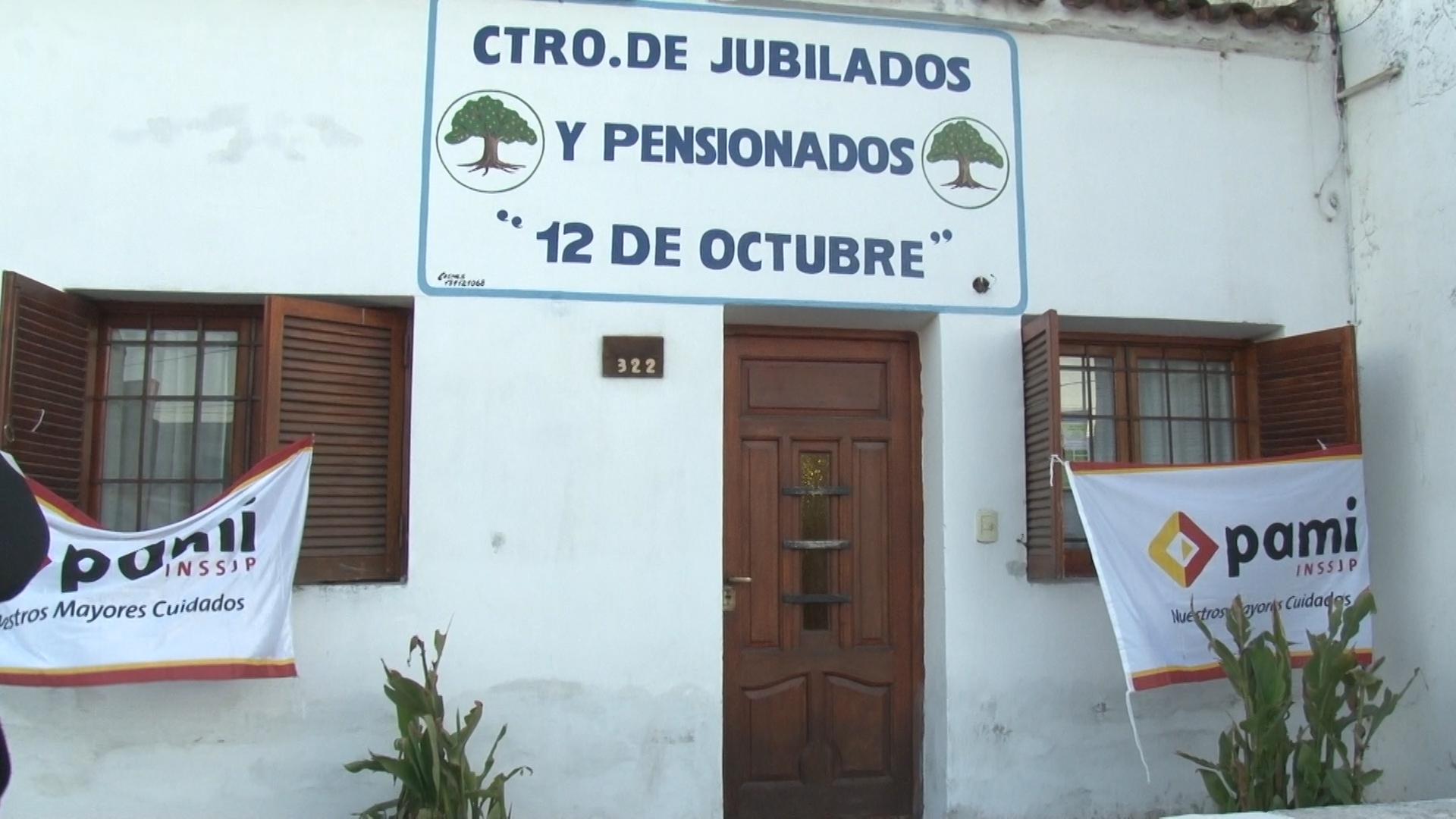 Solicitan una bonificación en servicios públicos para Centros de Jubilados