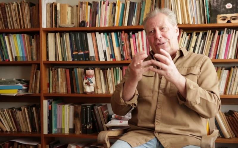 """Mauricio Kartun: """"Un buen poema es aquel que, al leerlo, impulsa a escribir otro"""""""