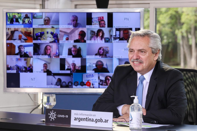 El presidente Alberto Fernández relanzará mañana el plan ProCreAr