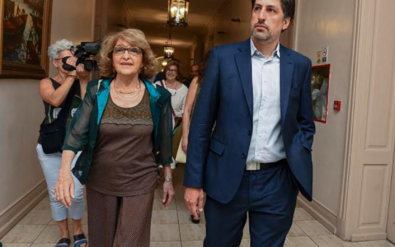 Las razones de la renuncia de Adriana Puiggrós como viceministra de Educación