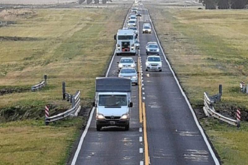Un tramo de la Ruta 3 será repavimentado