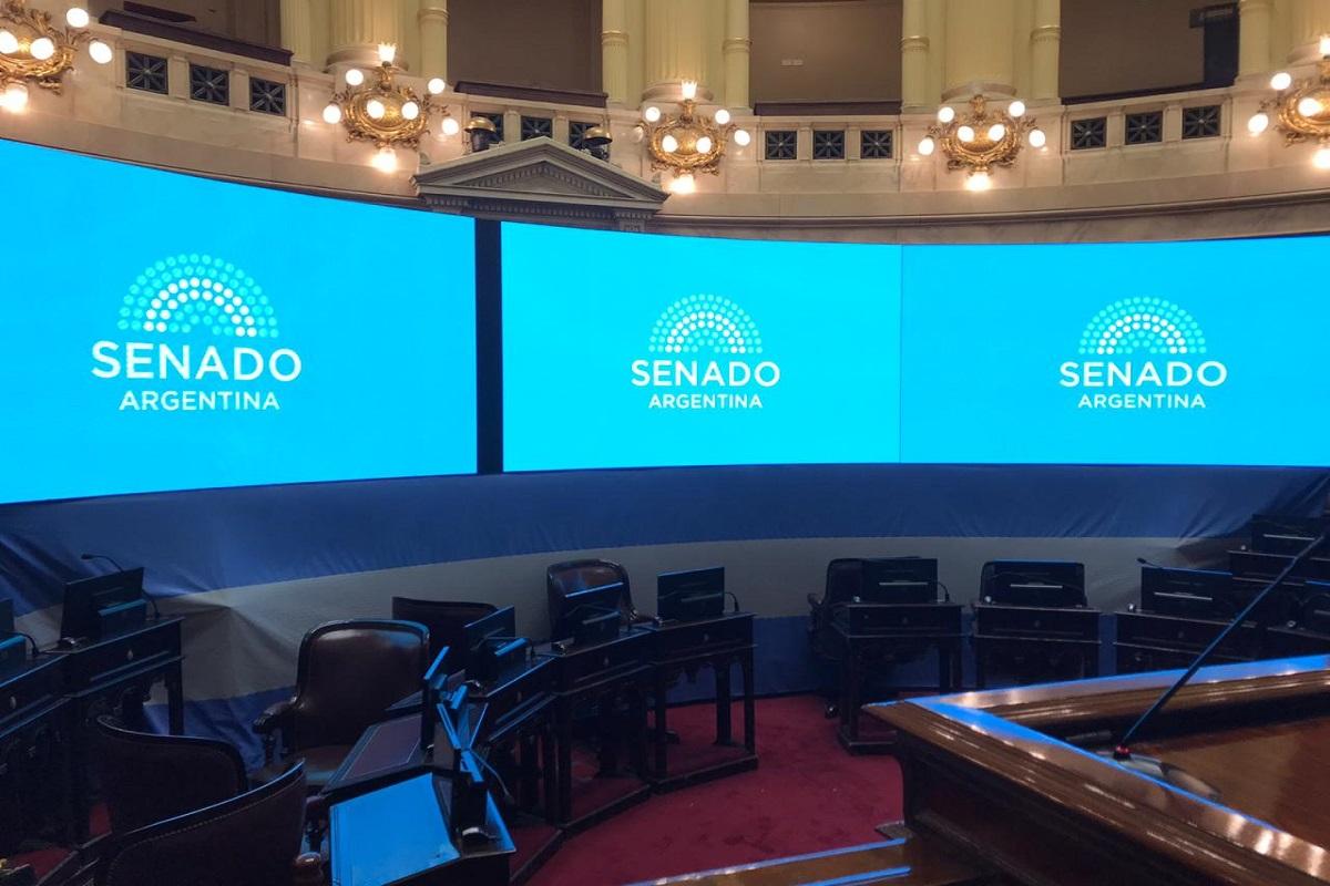 El Senado aprobó la designación de tres nuevos embajadores