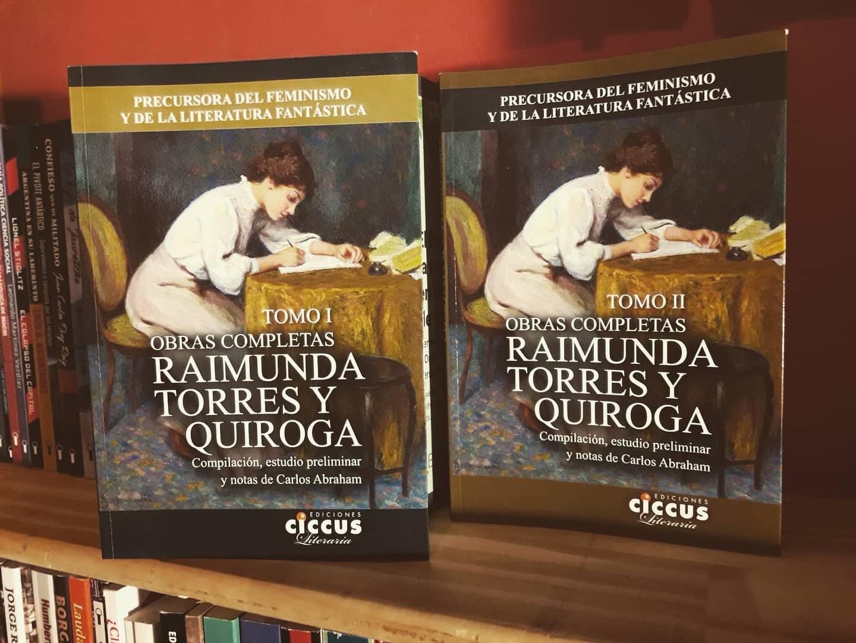 Raimunda Torres y Quiroga: pionera de la literatura fantástica