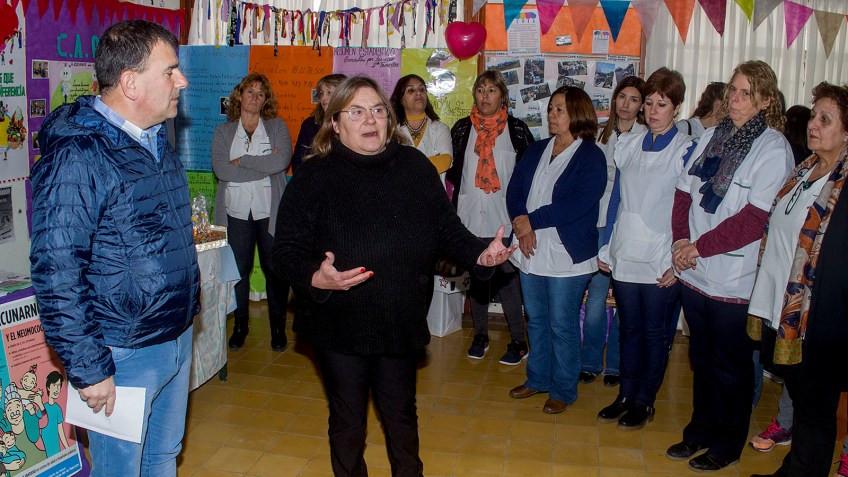 Hoy se celebra el Día de la Atención Primaria de la Salud