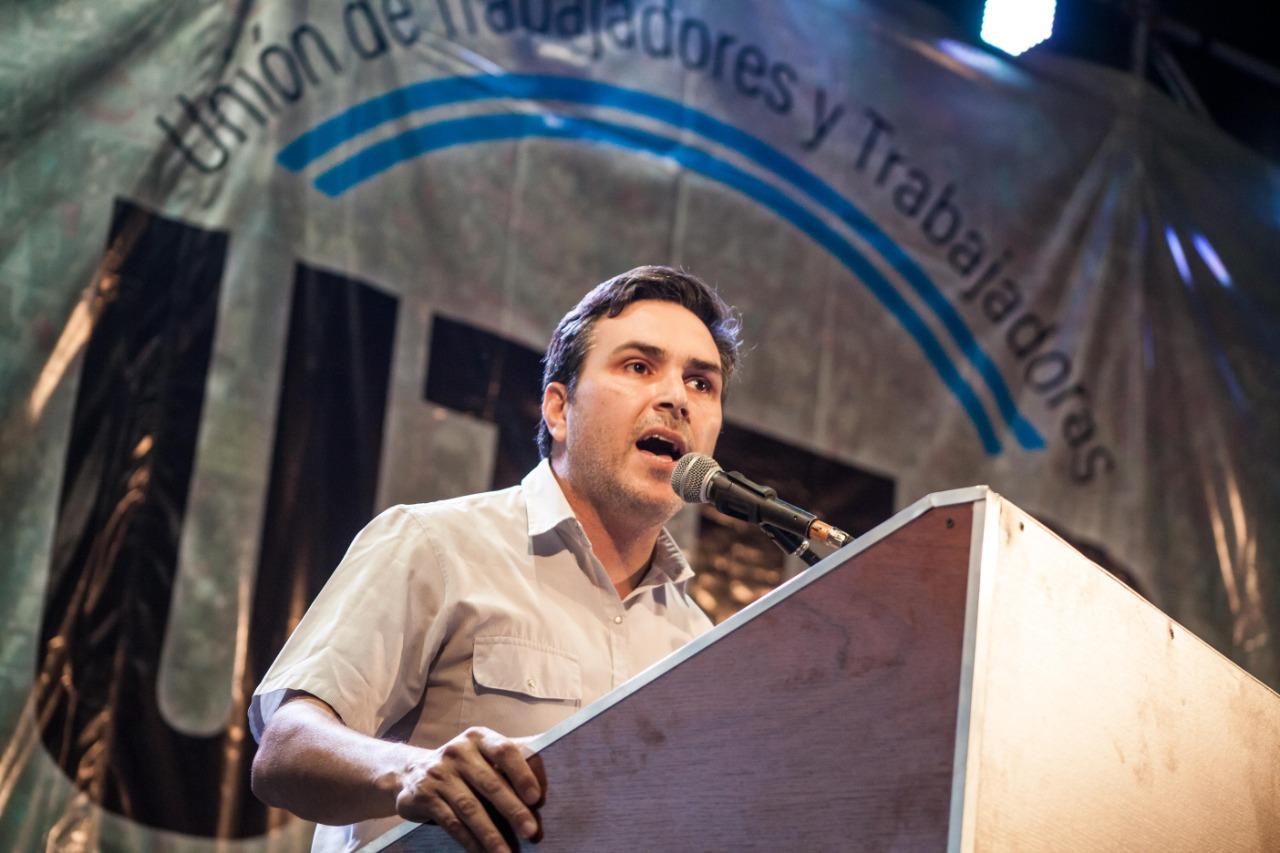 """Gildo Onorato: """"El conflicto social no se resuelve con el Código Penal"""""""