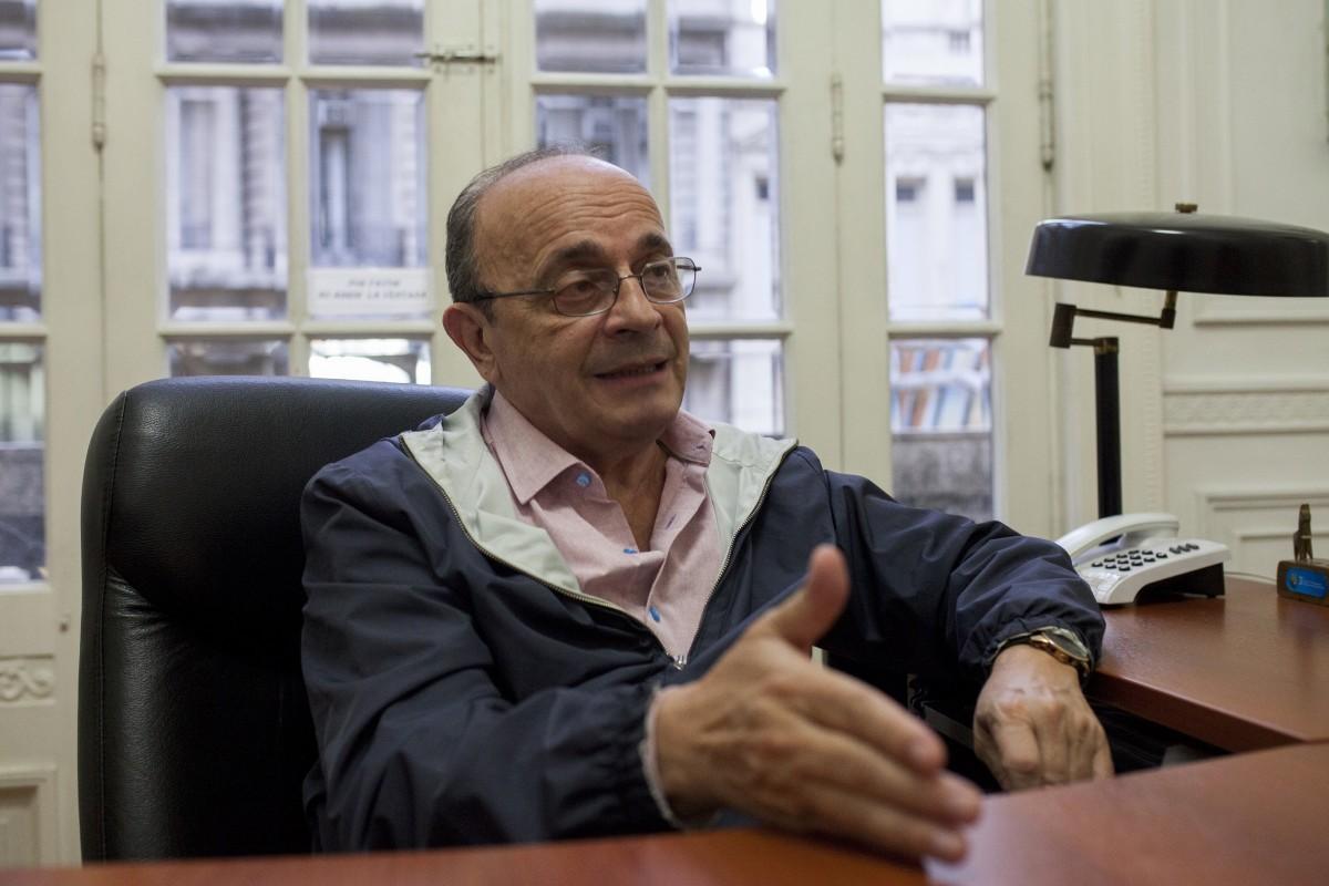 Leopoldo Moreau cuestionó al presidente de la Corte Suprema de Justicia
