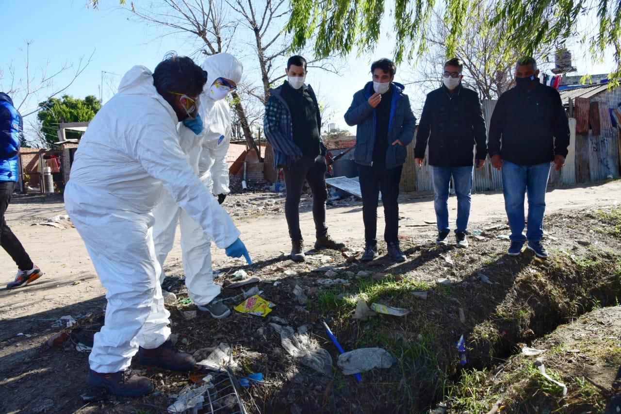 Se aprobó un proyecto para fortalecer la capacidad de detección de coronavirus en muestras ambientales