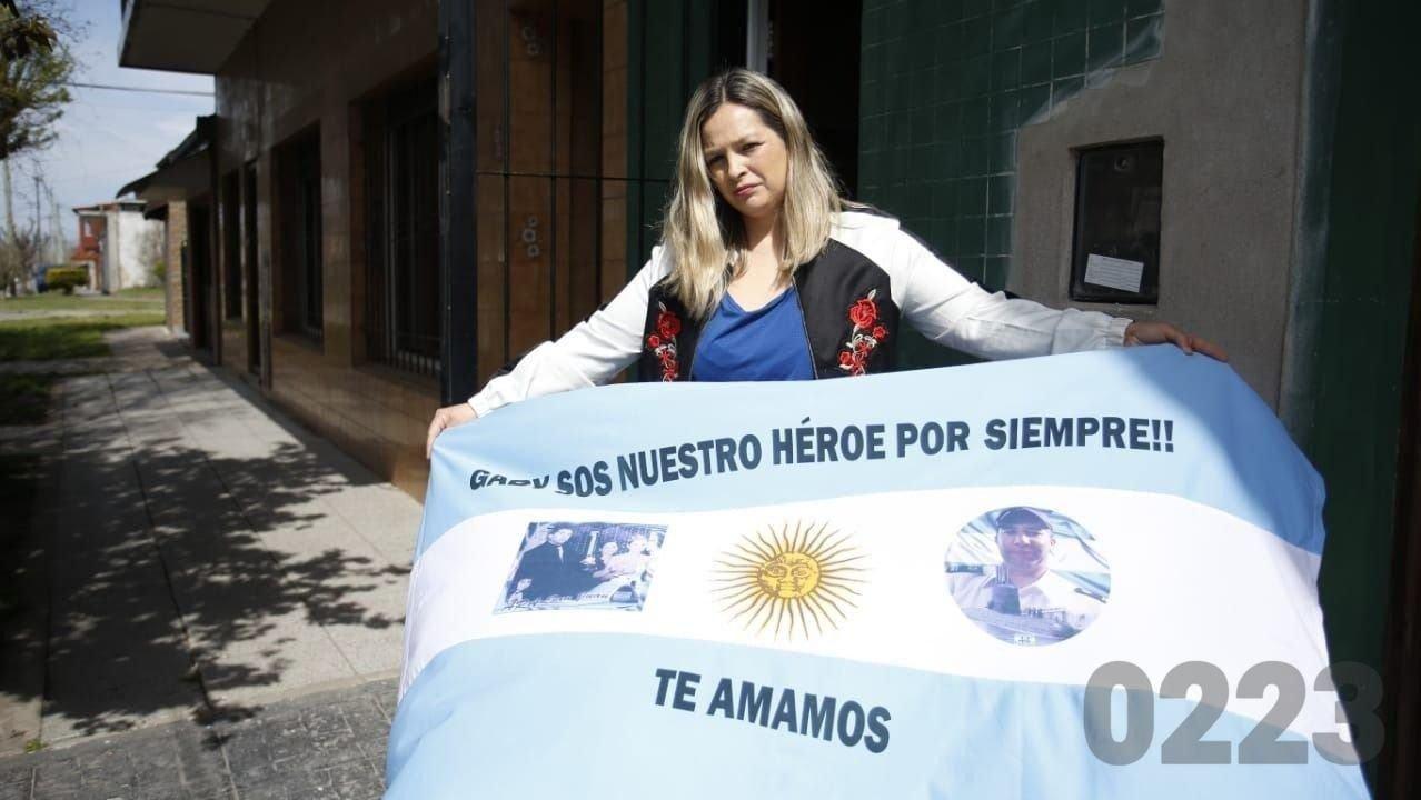 """Andrea Mereles: """"Quiero que se haga justicia"""""""